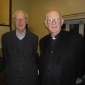 Mgr Chris Lightbound and Canon Brendan Hoban