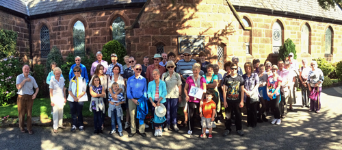SVP Sept 2013 sponsored Walk